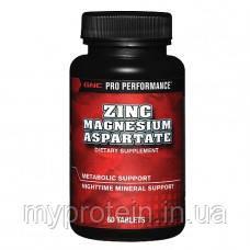 Витамины и минералы Zinc Magnesium Aspartate (120 tab)