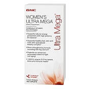 GNC Витамины и минералы Womens Ultra Mega Active (90 caplets)