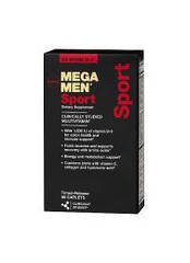 GNC Витамины и минералы для мужчин Mega Men Sport (180 caplets )