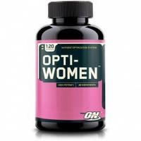 Витамины и минералы для девушек Опти вумен Opti-Women (60 caps)