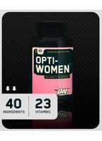 Optimum Nutrition Витамины и минералы для женщин Опти-вумен Opti-Women (120 tabs)