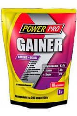 Power Pro Гейнер павер про Gainer (1 кг )