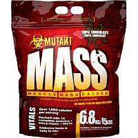 Гейнер PVL Mutant Mass (6,8 kg ) нарушена целостность упаковки