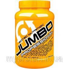 Scitec Nutrition Гейнер Jumbo Professional (3,24 kg )