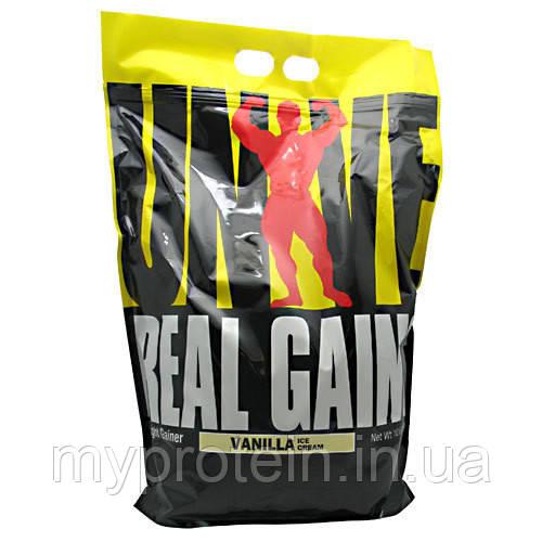 Universal Nutrition Гейнер Real Gains (3,11 kg )