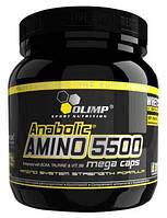 Аминокислоты Олимп Anabolic Amino 5500 (400 caps)