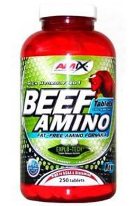Говяжьи аминокислоты  Beef Amino (250 tab)