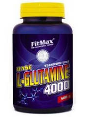 FitMax Глютамин Fit Max Base L-Glutamine 4000 (250 g) срок до 04.17