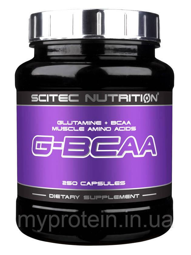 Scitec Nutrition Глютамин бца G-BCAA (250 caps)