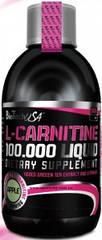 BioTech Жиросжигатель L-Carnitine 100 000 (500 ml )