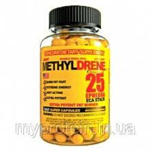 Cloma Pharma Жиросжигатель Метилдрен желтый Methyldrene 25 yellow (100 caps)