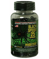 Жиросжигатель Черная Вдова Black Spider (100 caps)