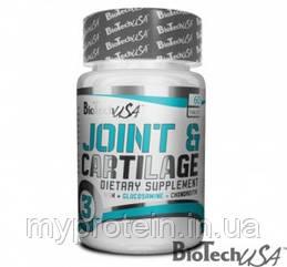 BioTech Акулящий хрящ Joint & Cartilage (60 caps)
