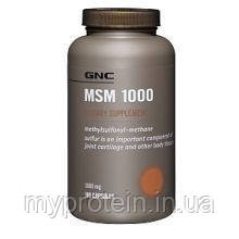 GNC Для Суставов и Связок MSM 1000 (90 cap)