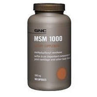 Для Суставов и Связок MSM 1000 (180 caps)