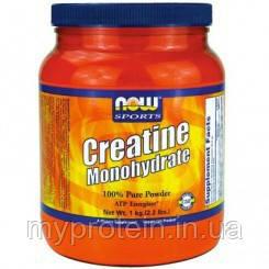NOW Креатин Creatine (1 kg)