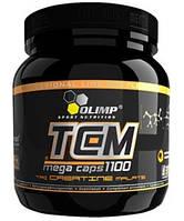 Креатин в капсулах TCM Mega Caps 1100 (400 caps)