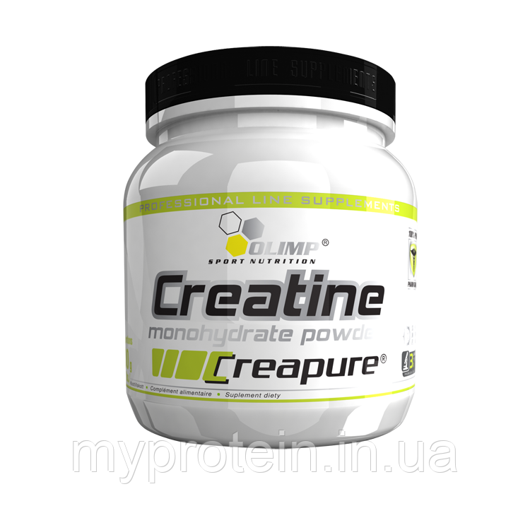 OLIMP Креатин моногидрат пауер Creatine Monohydrate Powder Creapure (1 kg)