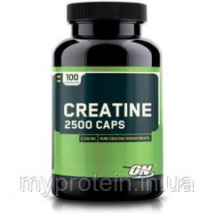 Optimum Nutrition Креатин Creatine 2500 (200 caps)