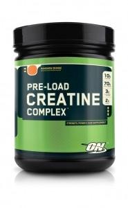 Optimum Nutrition  Креатин Pre-Load Creatine Complex (1,8 kg )