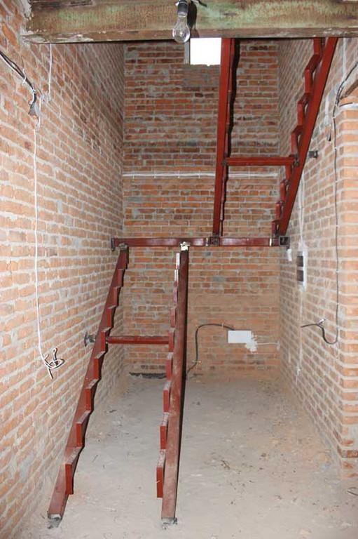 Проектирование, изготовление, монтаж лестницы