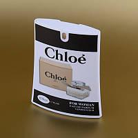 Женская туалетная вода Chloe Eau de Parfum в кассете 50 ml (трапеция) ASL