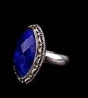 """Кольцо """"Сапфир"""" (нат. камень)"""