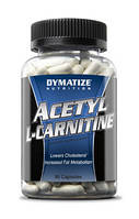Dymatize Л-карнитин Acetyl L-Carnitine (90 caps)