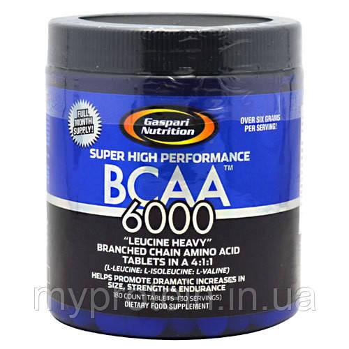 Бца BCAA 6000 (180 tab)