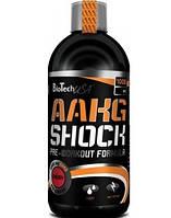 Аргинин альфа-кетоглютарат AAKG Shock Extreme (0,5 l )