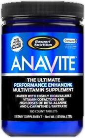 Витамины и минералы Аnavite (180 tabl)