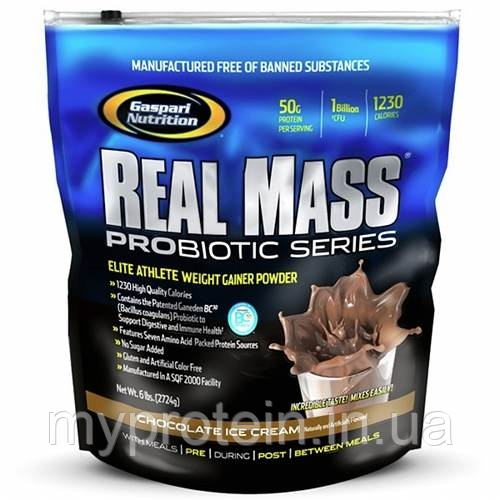 Гейнер Real Mass Probiotic (2,7 kg )