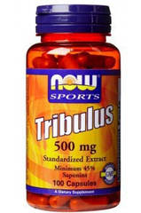 Повышение тестостерона Tribulus 500 mg (100 caps)