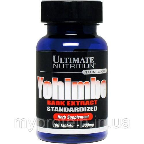 Повышение тестостерона Yohimbe (100 tabs)
