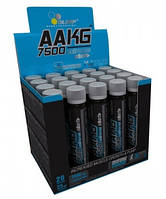 Аргинин альфа-кетоглютарат AAKG 7500 Extreme Shot (20 amp * 25 ml )