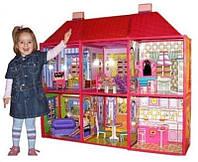 Домик для кукол 6983 My Lovely Villa (2 этажа, 6 комнат, 128 деталей)