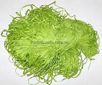 Рафия 500 гр., салатовая