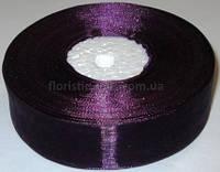 Лента органза 2,5 фиолетовая - 1м