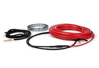 Двухжильный нагревательный кабель Set Deviflex 18T 180W+acc.