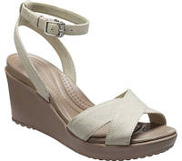 07a3a8dce42f Босоножки Crocs Leigh II Ankle Strap Wedge, W9, W10, цена 900 грн ...