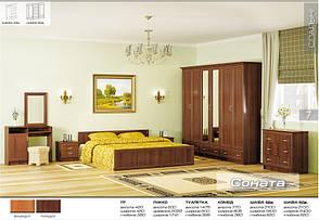 Спальня Меблі-Сервіс «Соната», фото 2