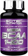 Бца Mega BCAA 1400 (90 caps)