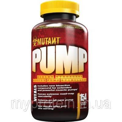 Повышение тестостерона Mutant PUMP (154 cap)