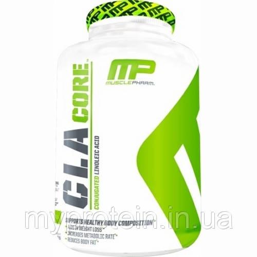 Muscle Pharm Конъюгированная линолевая кислота CLA core (180 softgels)