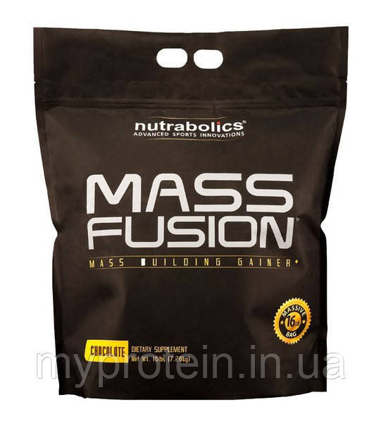 NutraBolics Гейнер Mass Fusion (7,25 kg )