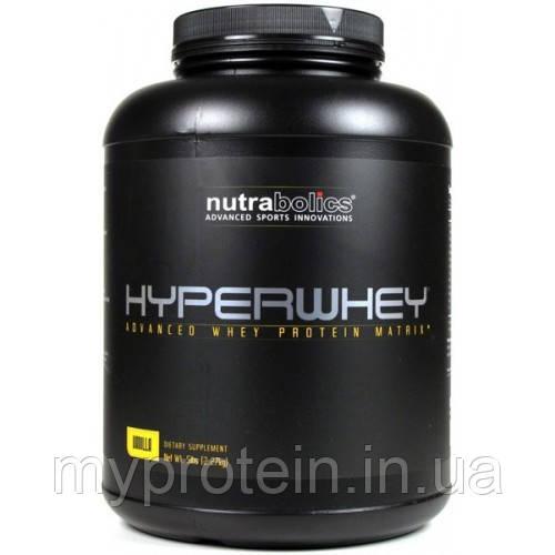 Протеин сывороточный Хапер вей Hyper Whey (2,3 kg )