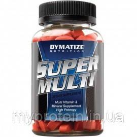 Dymatize Витамины и минералы Super Multi (120 caplets)