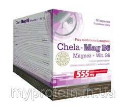 Витамины и минералы Chela-Mag B6 (195 caps)