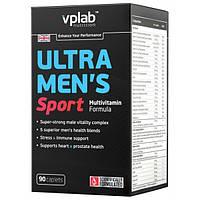 Витамины и минералы для спортсменов Ultra Men's Sport (90 cap)