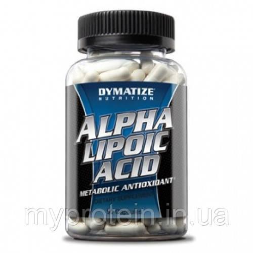 Альфа-липоевая кислота  Alpha Lipoic Acid (90 caps)